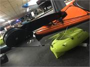 Hurricane Kayaks Tampico 140L Mango DIsplay 5