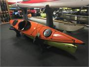 Hurricane Kayaks Tampico 140L Mango Display 1