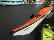 Hurricane Kayaks Tampico 140L Mango Display 6