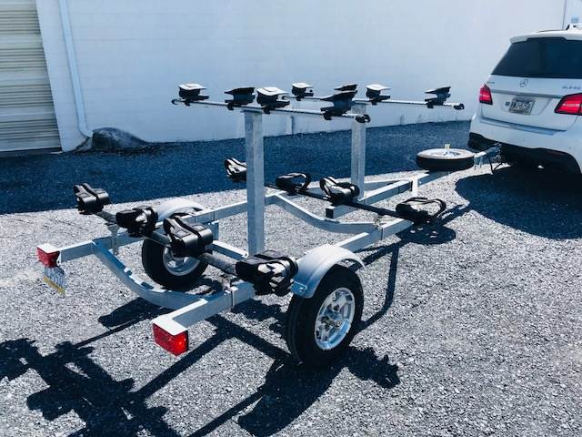 trailblazer 2 tier trailer hd bars
