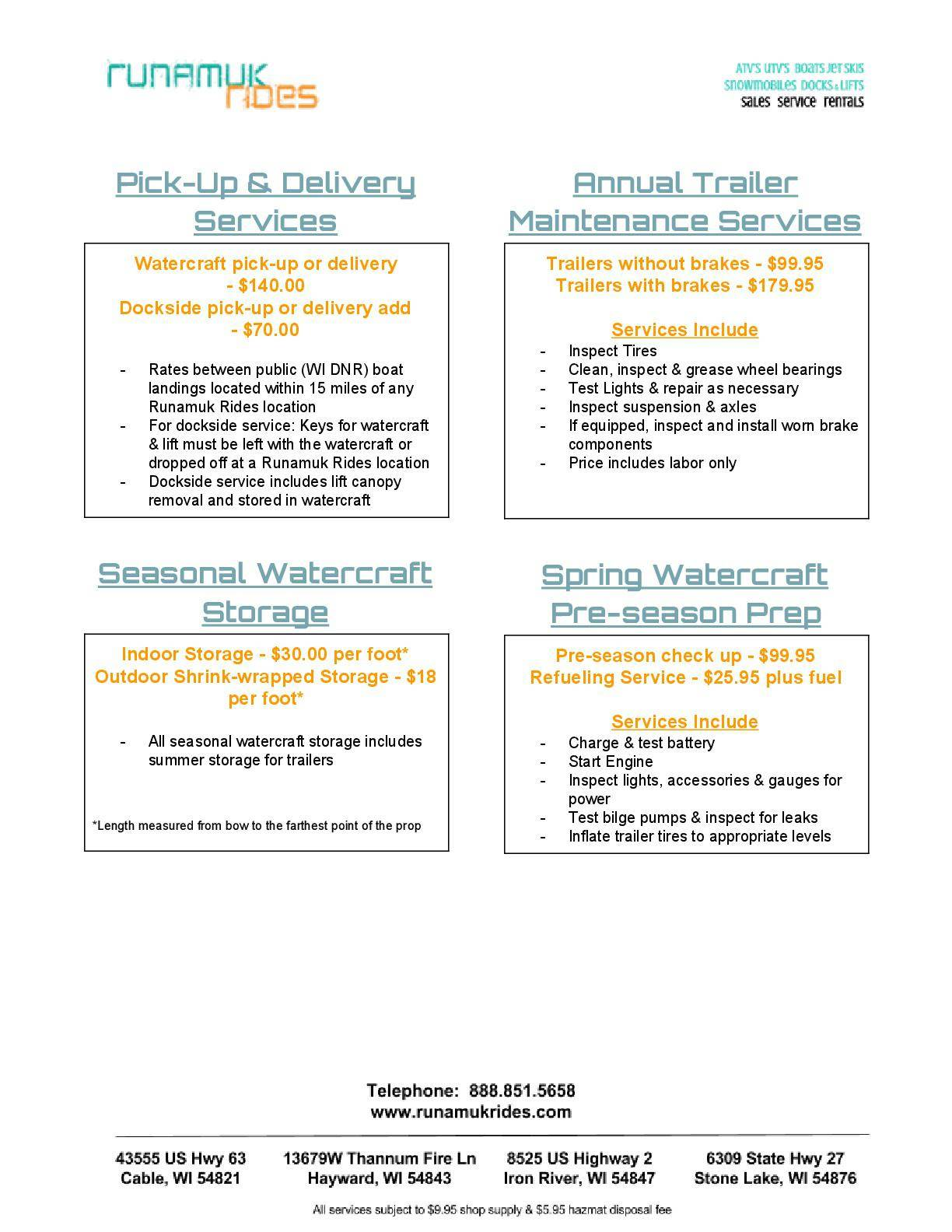 Pick  and Delivery Flyer-001