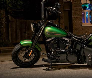 Shop Pre-Owned Harley-Davidson Motorcycles