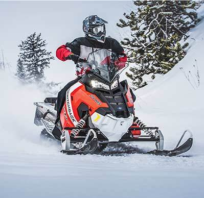 New Snowmobiles