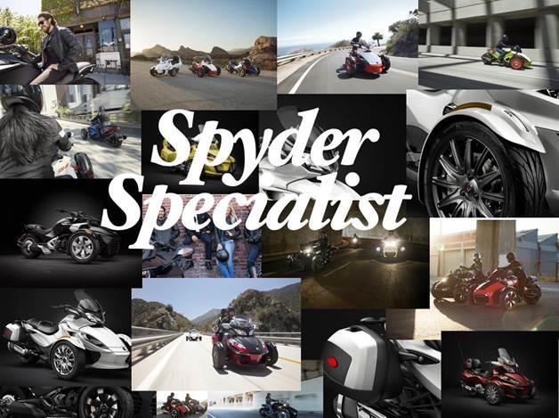 Spyder Specialist