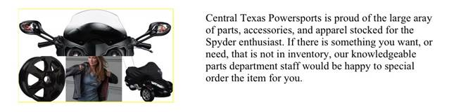 CT Powersports Accessories
