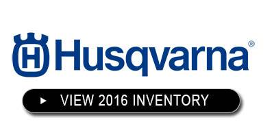 2016 HUSQVARNA INVENTORY PRICE CUT