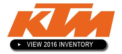 2016 KTM INVENTORY PRICE CUT