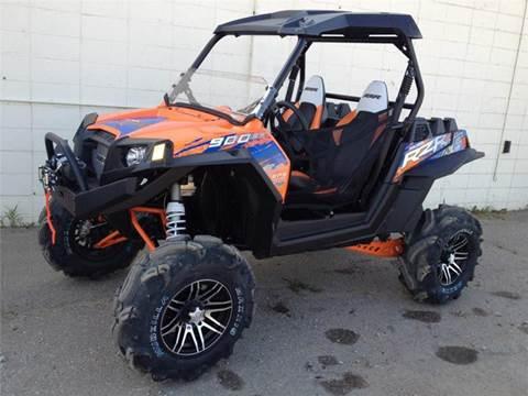 2012 RZR 900 XP