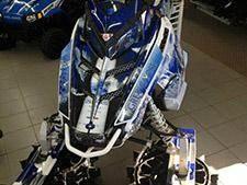 2014 Pro RMK 800 155 - Custom Wrap