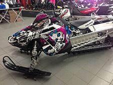 2014 Pro 155 - Custom Wrap