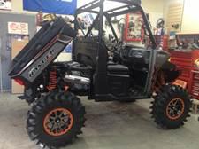 2014 RGR 900 XP - Orange and Black