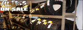 All tires on sale!!