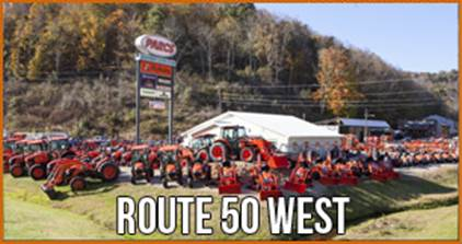 Route 50 West