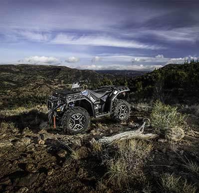 New ATVs & ACEs