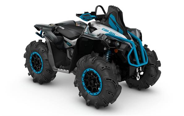Can-Am Mud ATVs