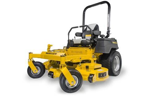 """Hustler Xone 52"""" Commercial Lawn Mower"""