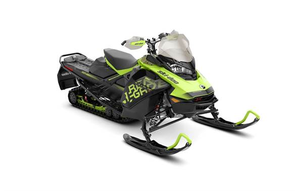 2018 Ski-Doo Renegade® X® 850 E-TEC® - Manta Green/Black