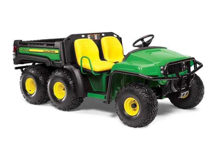 John Deere Traditional Utility Vehicles