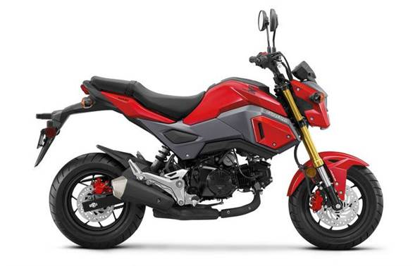2018 honda grom abs for sale in manchester, ct | manchester honda