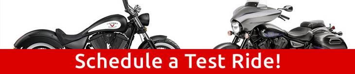 Schedule a Test Ride!
