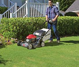 Make Lawn & Garden Care Easier with Honda and STIHL!