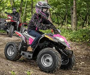 Shop Polaris Youth ATVs Today
