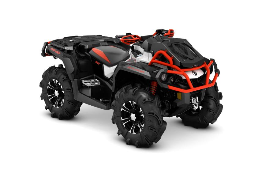 2016 Can Am Outlander 1000 X Mr For Sale In Mankato Mn Snell