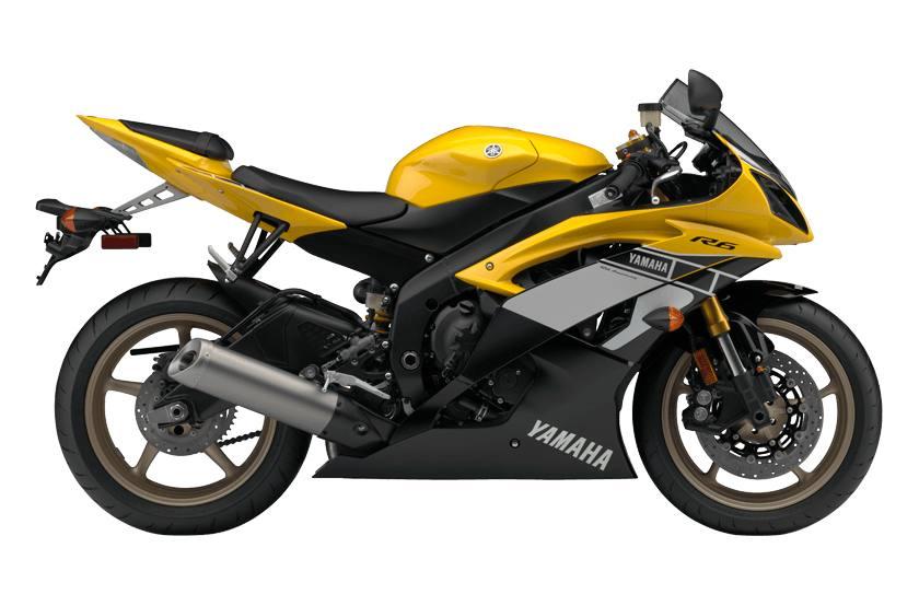 2016 Yamaha YZF-R6 60th ANNIVERSARY EDITION