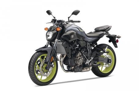 2016 Yamaha FZ07 2