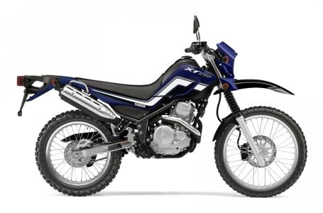 2016 Yamaha XT250 1