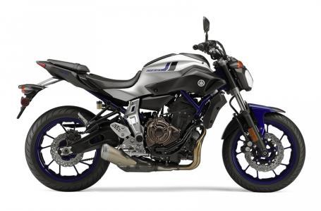 2016 Yamaha FZ-07 3