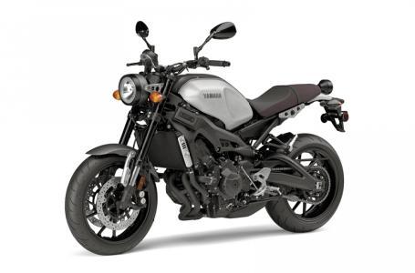 2016 Yamaha XSR900 2