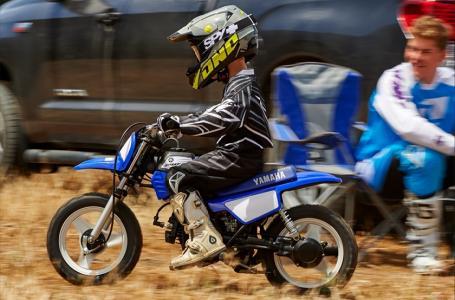 2016 Yamaha PW50 4