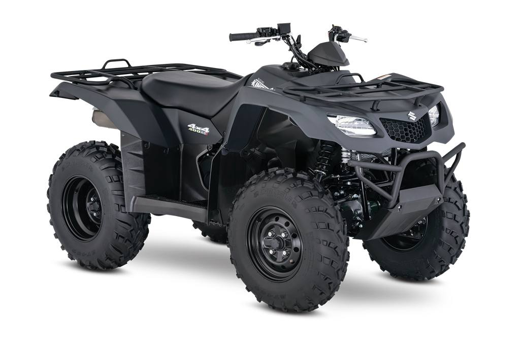KingQuad 400ASi Limited Edition