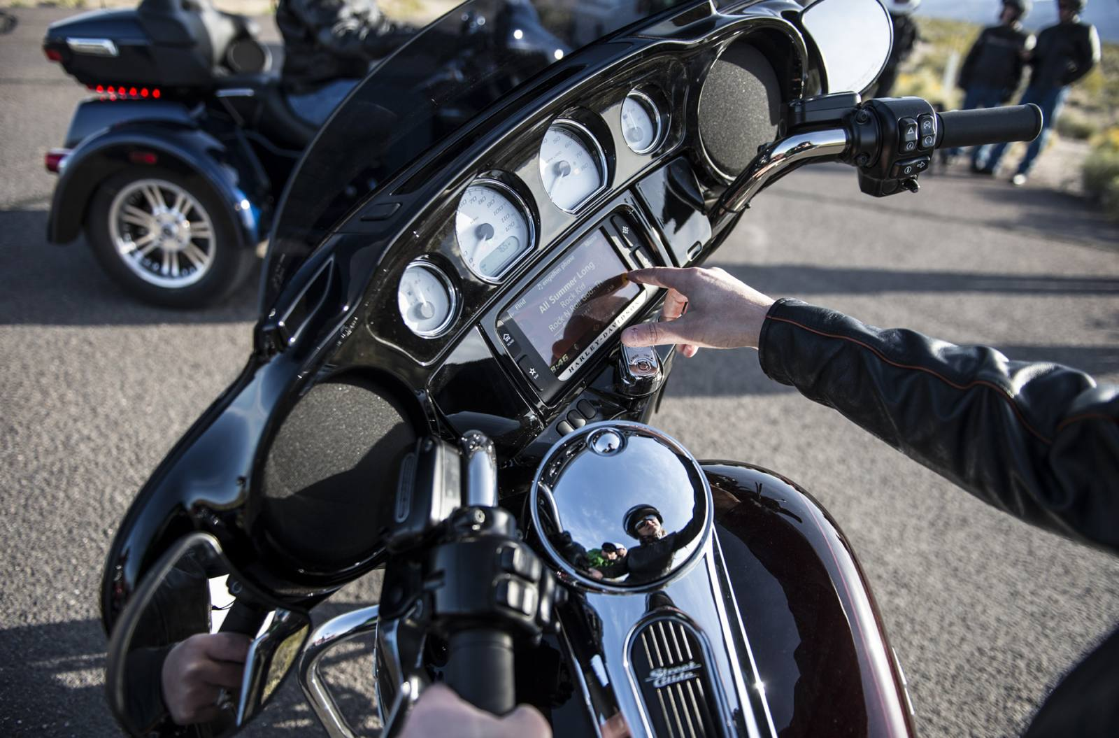 Item 2016 Harley Davidson Flhxs Street Glide Special Locationid 24658