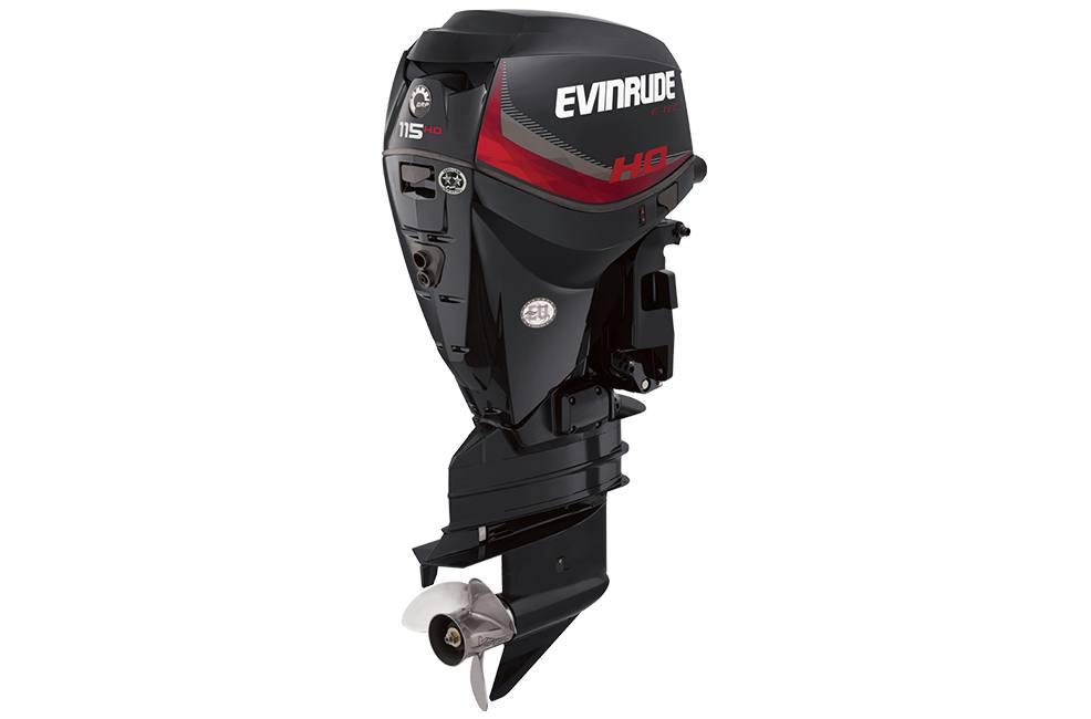2016 Evinrude A115GHL - 115 HO Graphite, 20