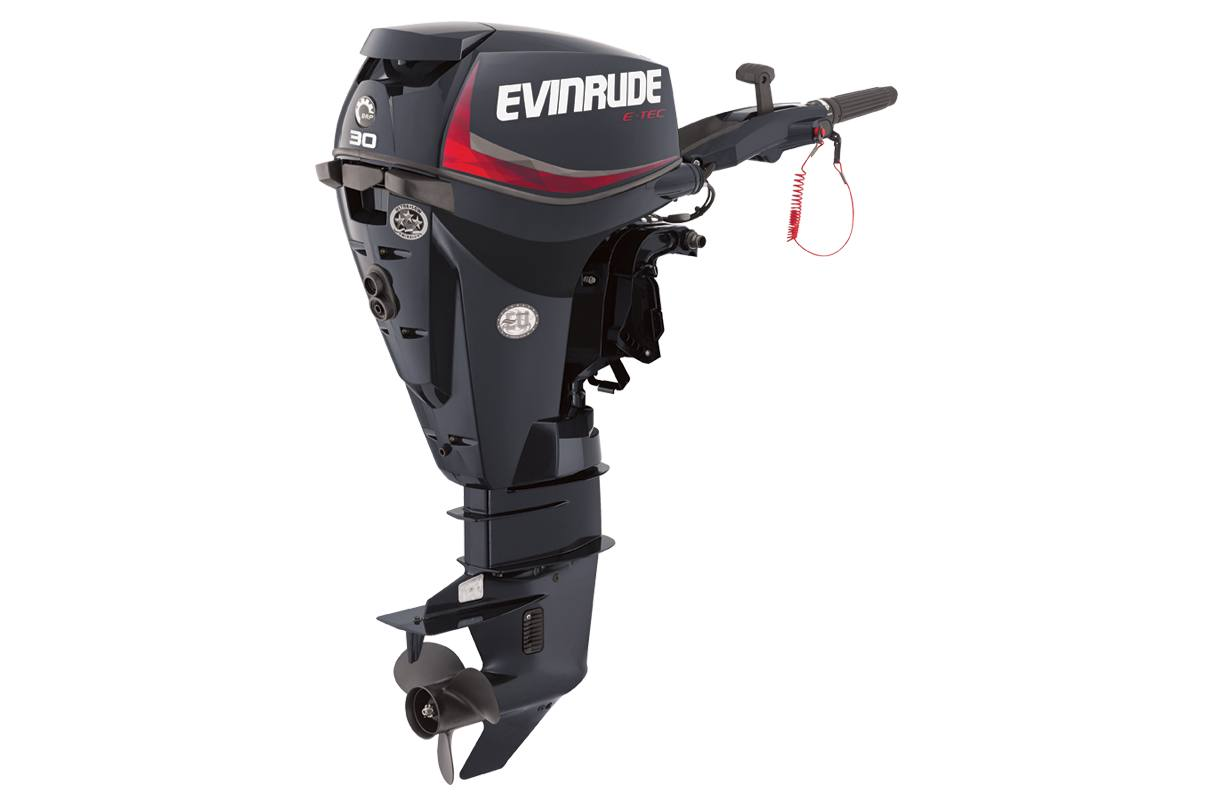 evinrude 30 hp manual