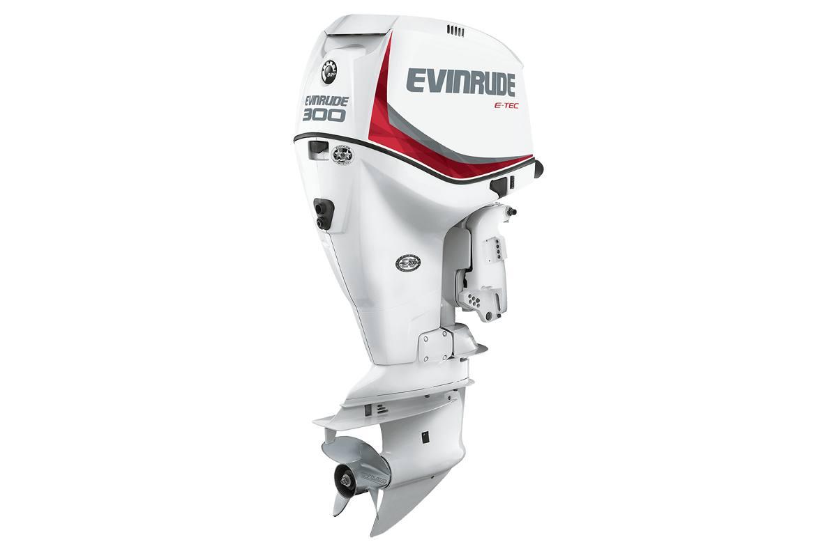 2016 Evinrude E300DPX - 300 HP White, 25