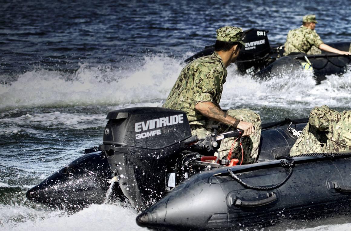 2016 Evinrude E30MRL - 30HP for sale in Collingwood Corner