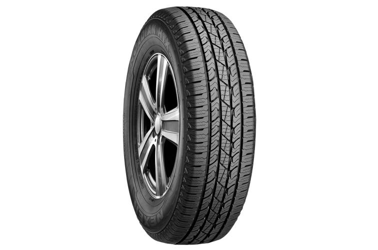 Season Radial Tire-285//45R22 114H XL-ply Nexen Roadian HTXRH5 All