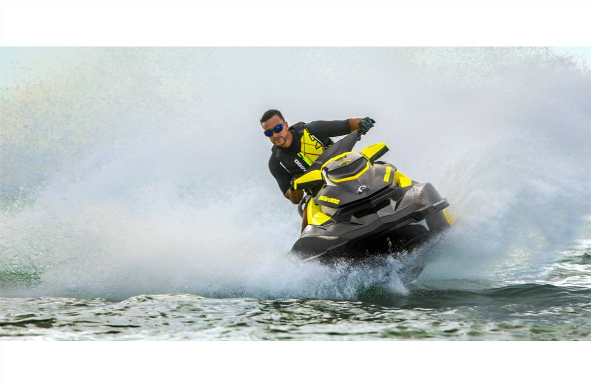 2016 Sea-Doo GTR 215™