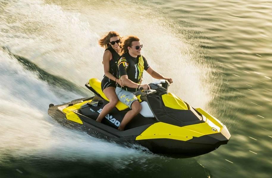 2016 Sea-Doo Spark 3up - Rotax 900 HO ACE - iBR & Convenience