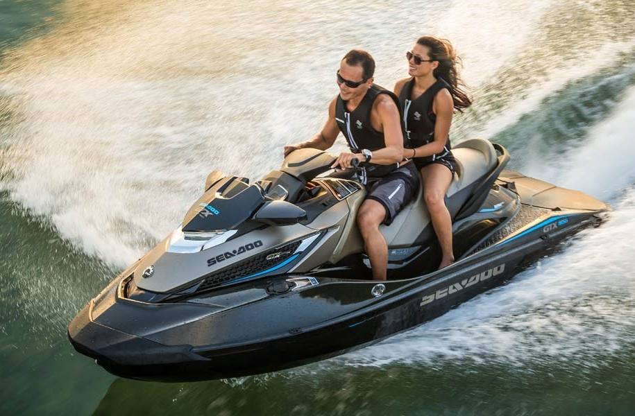 2016 Sea Doo Gtx Limited 300