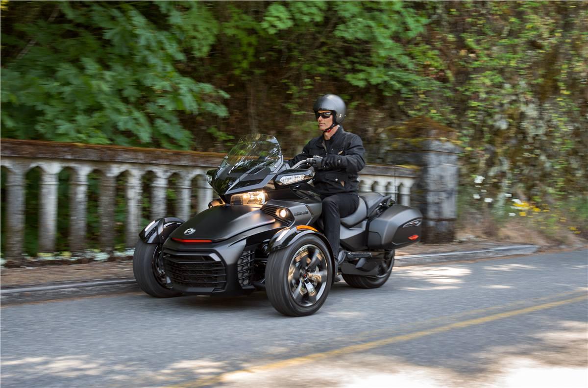 2016 Can Am Spyder F3 Limited Se6