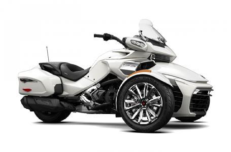 2016 Can-Am ATV SPYDER F3 LIMITED SE6