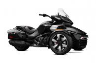 2016 Can-Am SPYDER F3-T SM6 W/ Audio