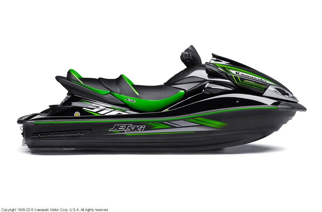 Superb 2016 Kawasaki Jet Ski® Ultra® 310LX