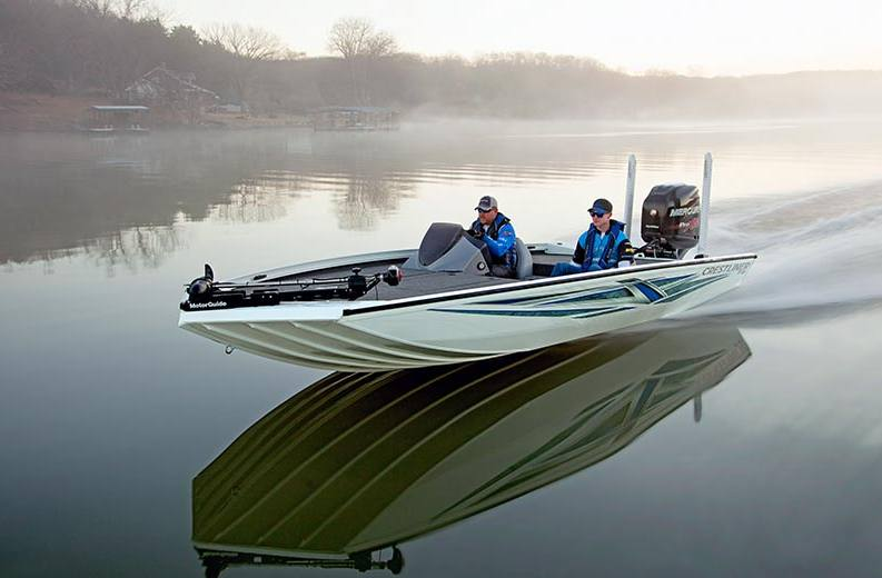 Bass/Crappie Boats
