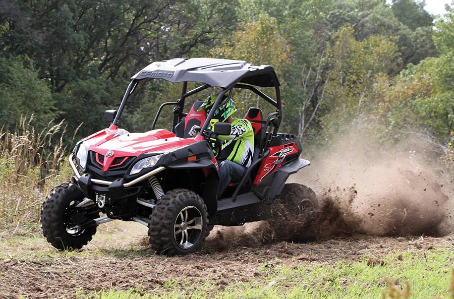 אדיר 2016 CFMOTO ZFORCE 800 Trail for sale in Ogden, UT. NEWGATE KZ-84