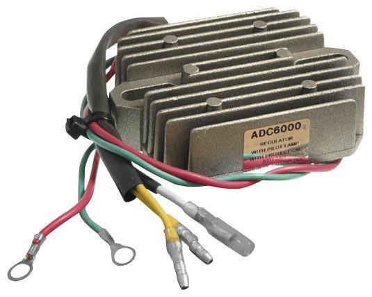 Voltage Regulator For 1997 Polaris Xpress 300 ATV~Arrowhead Starters APO6014
